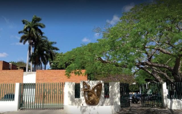 Hospitales del IMSS funcionan con regularidad en la Península de Yucatán - Foto de Google