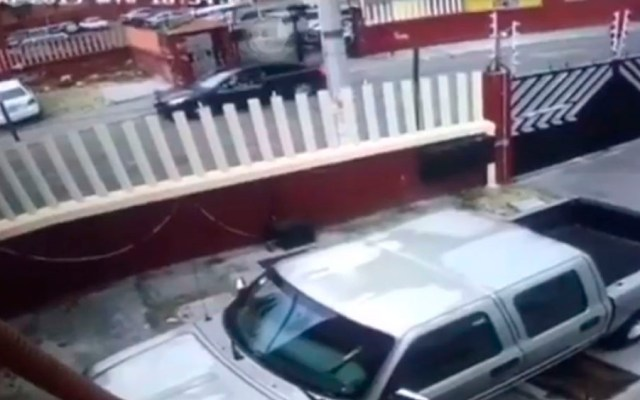 #Video Adolescente escapa de intento de secuestro en Ecatepec