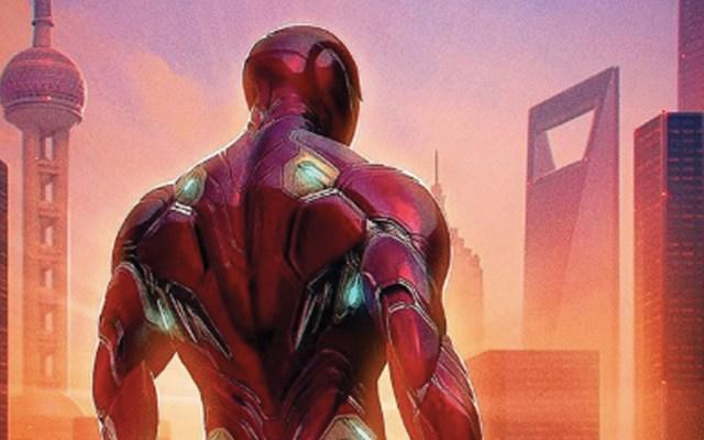 Robert Downey Jr. comparte nueva imagen de Iron Man en Avengers - Foto de Instagram Robert Downey Jr.