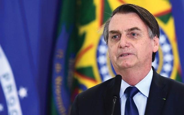 Bolsonaro destituye al ministro de Educación - Foto de AFP