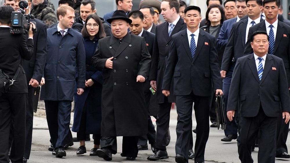 Putin y Kim se reúnen en Vladivostok