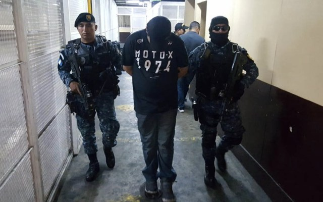 Detienen en Guatemala a narcotraficante requerido por Estados Unidos - Guatemala narcotraficante