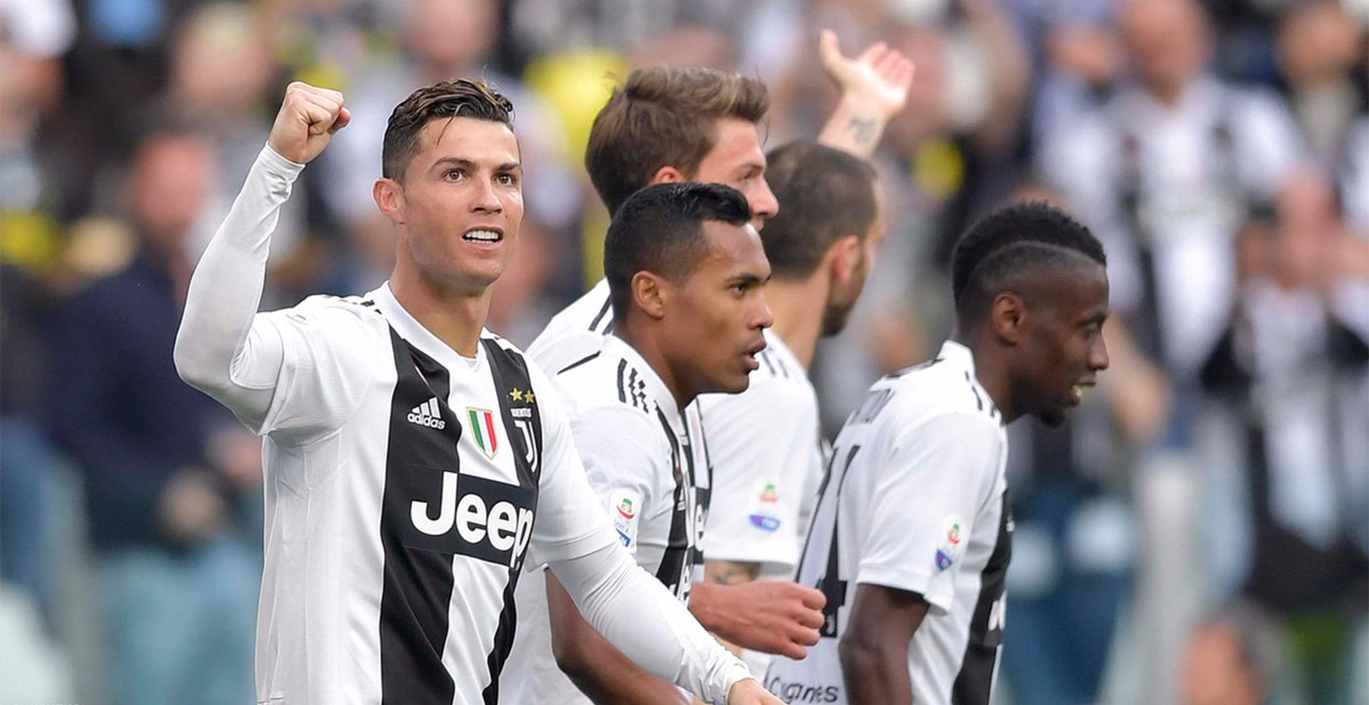 Me quedo en la Juventus: Cristiano Ronaldo