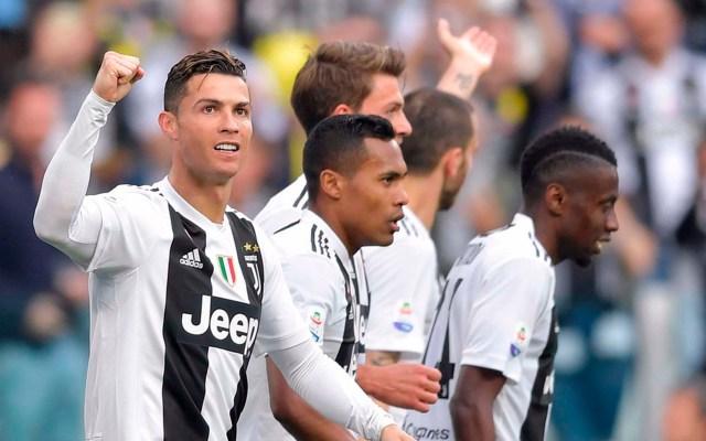 Juventus campeón de la Serie A por octava temporada consecutiva - Foto de @JuventusFC