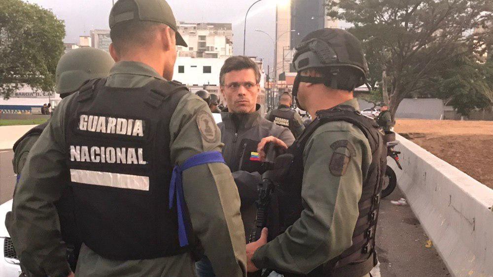 leopoldo López liberado venezuela