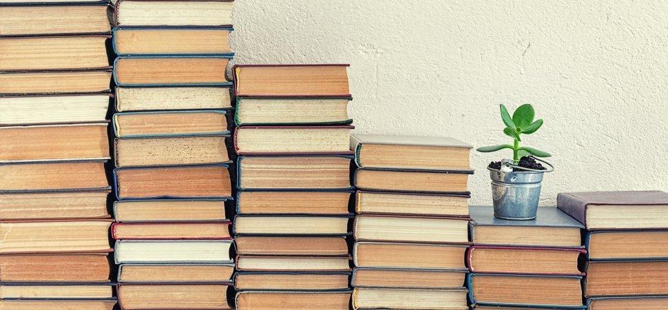 10 libros que te inspirarán a cambiar tu vida - Foto: inc.com