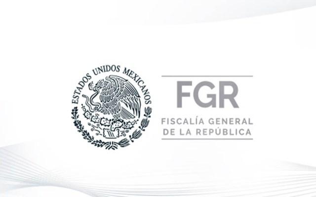 Promoverán en el Senado modificaciones a ley orgánica de la FGR - Logo de la FGR. Foto de @FGRMexico