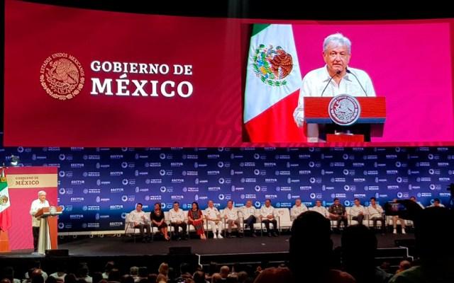 Turismo, prioridad para México: López Obrador - Foto de @SECTUR_mx