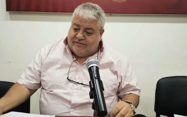 Delegado de programas federales en Veracruz denuncia suplantación - Manuel Huerta Ladrón, delegado de programas federales en Veracruz. Foto de Quadratín