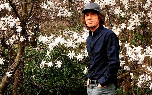 Primer foto de Mick Jagger tras cirugía de corazón - Foto de @MickJagger