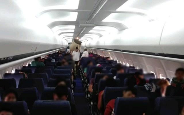 Hondureños son los migrantes que más han ingresado a México en 2019 - Foto de @INAMI_mx