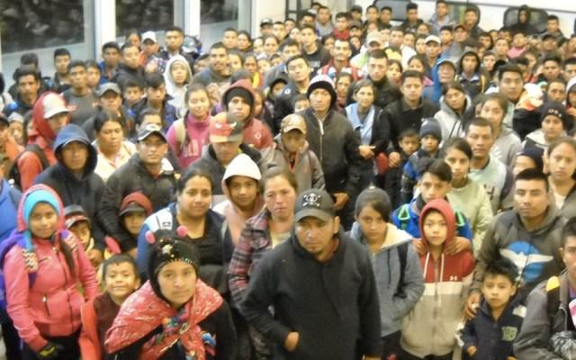 Arrestan a más de 650 migrantes indocumentados en Nuevo México - Foto de CBP