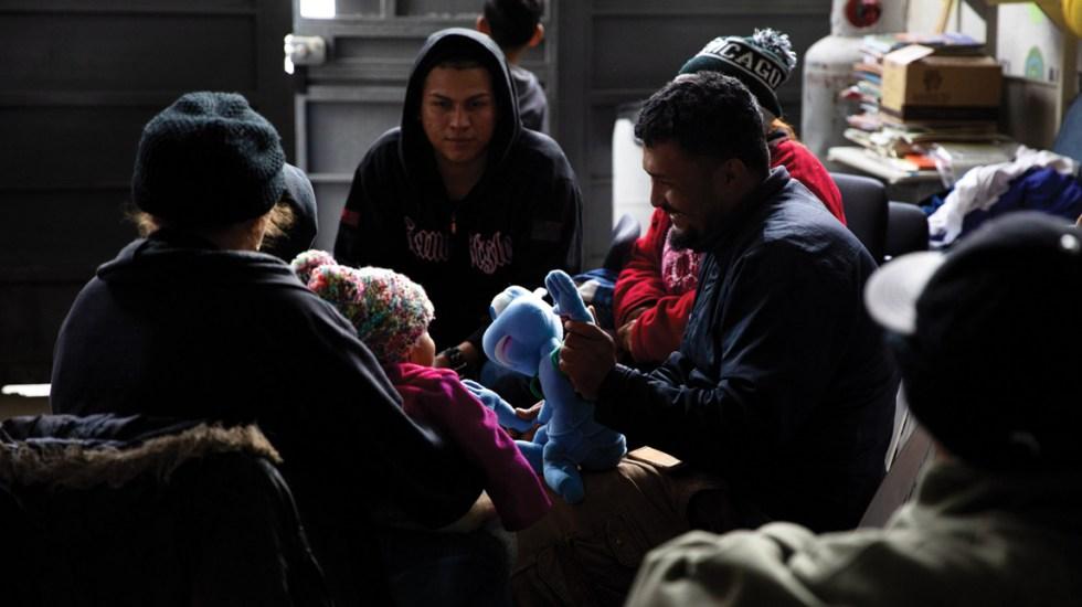 Buscan evitar discriminación hacia migrantes en Tijuana - Foto de Notimex