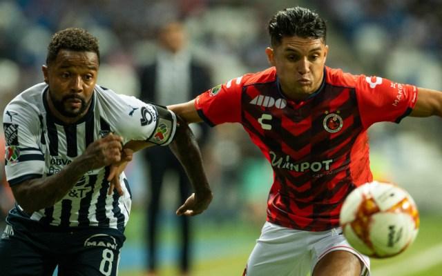 Cambia de horario el Veracruz vs Monterrey - Foto de Mexsport