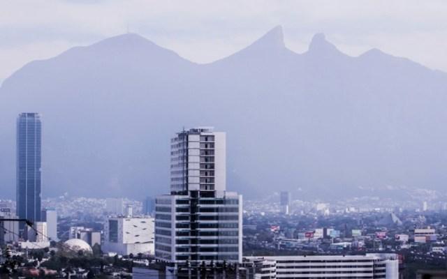 Desactivan alerta por mala calidad del aire en Monterrey - Foto de Notimex