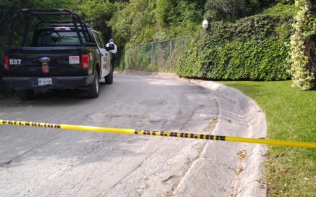 Retroexcavadora atropella y mata a dos hombres en San Pedro - muerte retroexcavadora san pedro