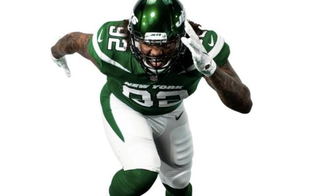 New York Jets presentan nuevos uniformes - Foto de @nyjets