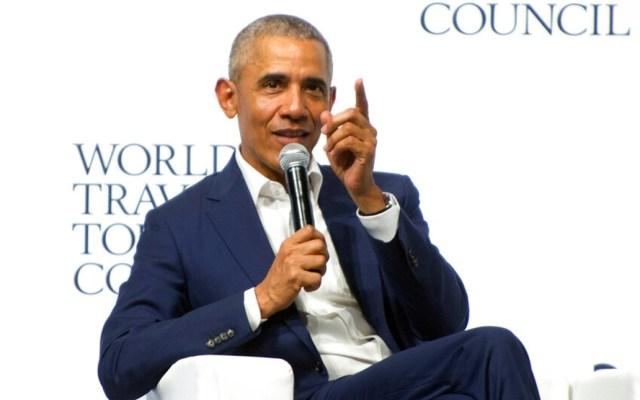 La gente con miedo manda a construir muros: Obama - Foto de Milenio
