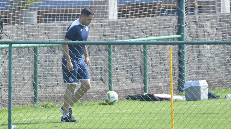 Pablo Aguilar podría jugar contra Pumas - Foto de Mexsport