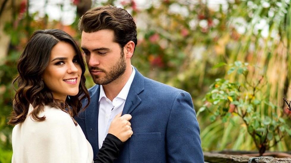 Cuando das amor es amor lo que recibes: esposa de Pablo Lyle - Pablo Lyle y Ana Araujo. Foto de @anaaraujof