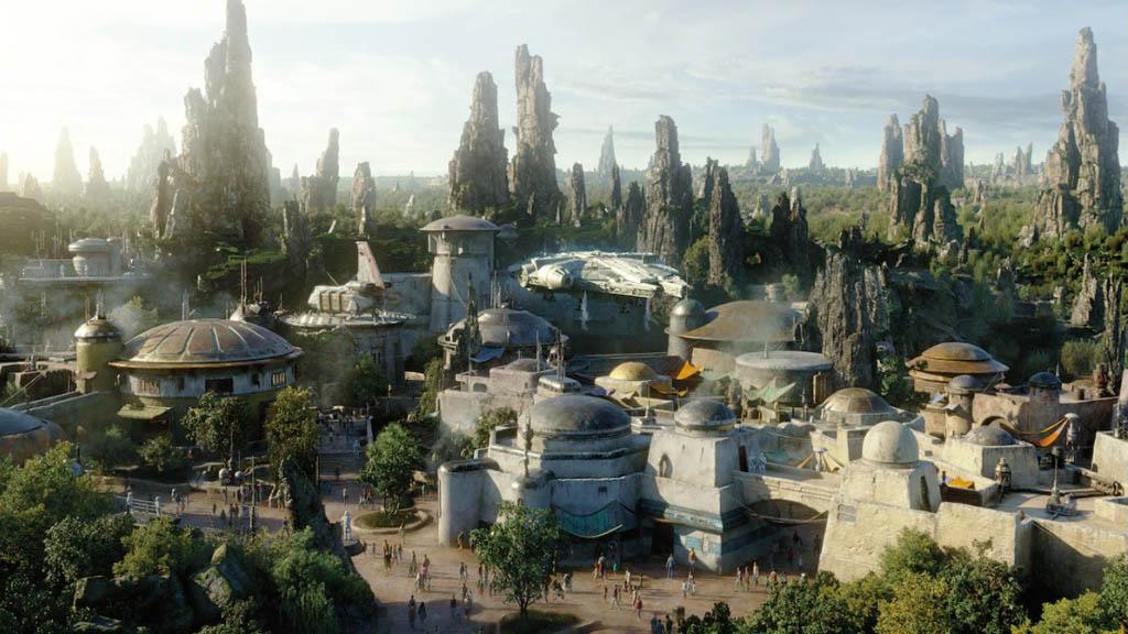Parque temático de Star Wars abrirá en mayo en California - Parque Temático de Star Wars. Foto de Disneyland