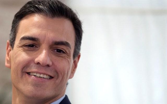 ¿Quién es Pedro Sánchez? - Pedro Sánchez. Foto de JORGE GUERRERO / AFP.