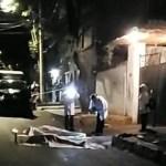 Vecino asesina a hombre y mujer en la Ciudad de México