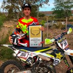 #Video Muere piloto de 18 años tras caída en competencia - Foto de Instagram