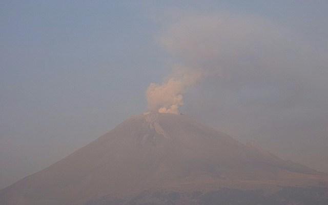 Popocatépetl emite 62 exhalaciones las últimas 24 horas - exhalaciones popocatépetl