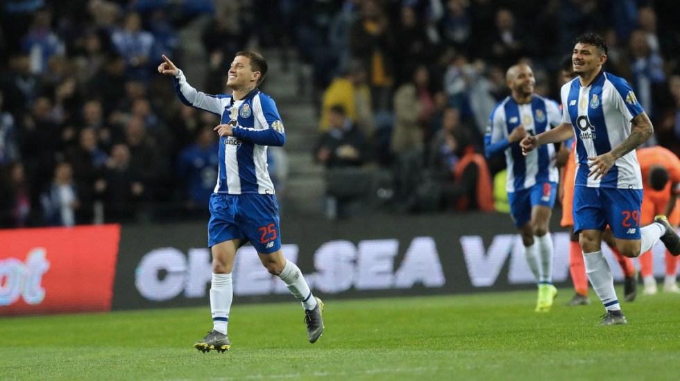 Porto recupera el liderato de la Primeira Liga tras vencer al Boavista - Foto de @FCPorto
