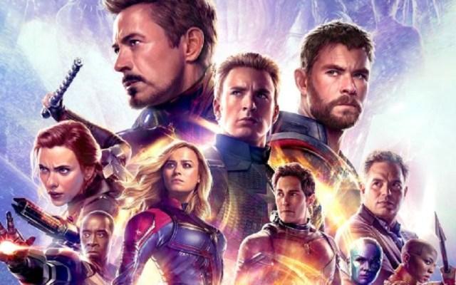 Hermanos Russo llaman a no spoilear Endgame - Póster Avengers Endgame. Foto de @Avengers