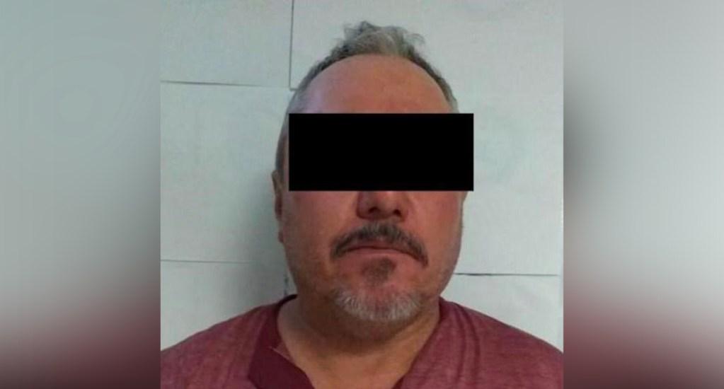 Detienen a presunto secuestrador en el Estado de México - Foto de FGR