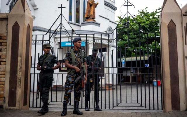 Prohíben cubrirse el rostro en Sri Lanka tras atentados - prohibición sri lanka
