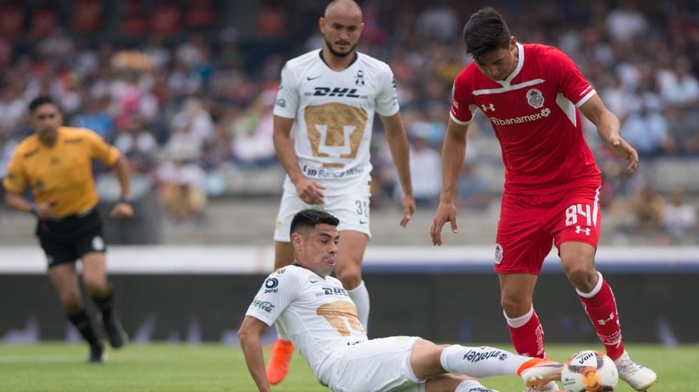 Pumas empata con Toluca y lo deja fuera de la liguilla - pumas toluca empate
