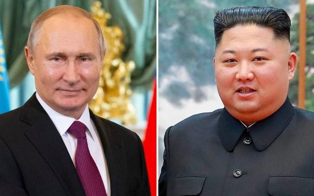 Putin y Jong-un se reunirán este jueves en Rusia - Foto de AFP