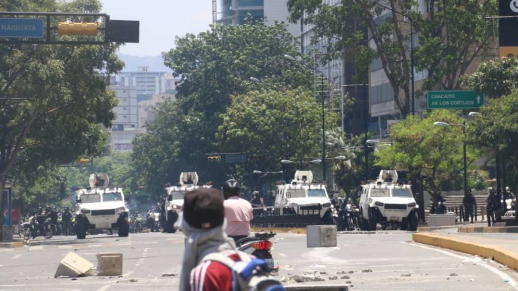 Líderes del mundo reaccionan a levantamiento militar en Venezuela - reacciones levantamiento venezuela líderes