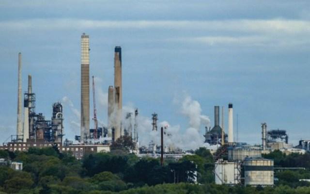 Reitera Imco propuesta de cancelar refinería Dos Bocas - Foto de Twitter Jorge A. Castañeda