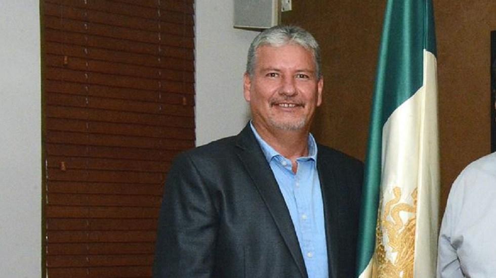 Dan 15 meses de cárcel a alcalde de Bácum, Sonora - Rogelio Aboyte Limón. Foto de cajeme.gob