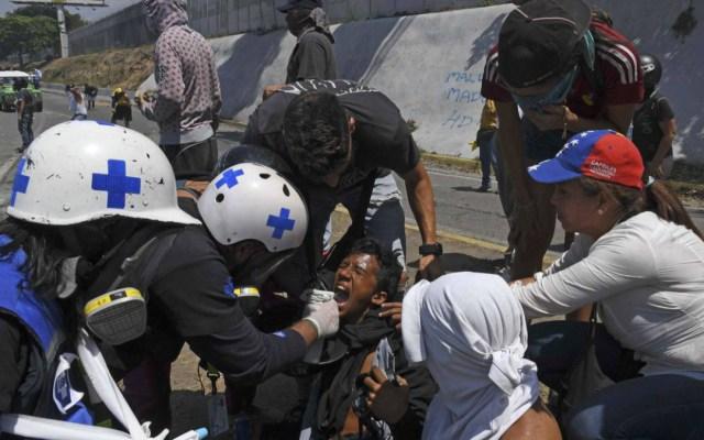 Rusia acusa a oposición de alimentar conflicto en Venezuela - Rusia critica la oposición y advierte de baño de sangre en Venezuela