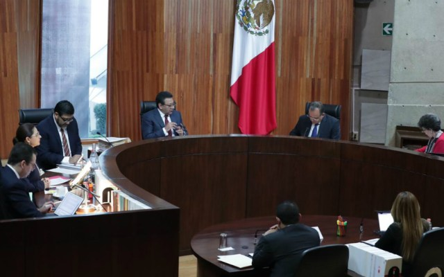 Pide TEPJF fundar y motivar candidatura de Barbosa a gubernatura de Puebla - Foto de TEPJF