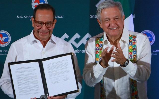 En México se necesita una inversión de 30 mil mdd: CCE - Foto de Notimex