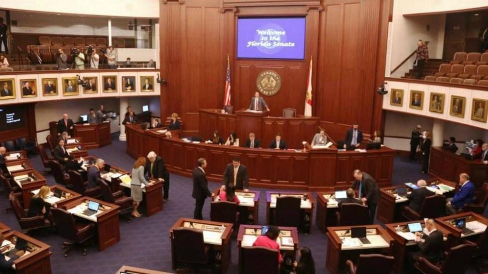 """Aprueba Senado de Florida proyecto de ley para prohibir ciudades """"santuario"""" - Foto de El Nuevo Herald"""