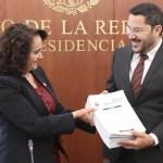 Senado de la República recibe la Reforma Laboral - Reforma Laboral Senado Martí Batres