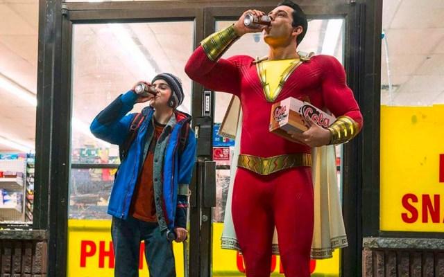 ¡Shazam! lidera la taquilla en Estados Unidos y Canadá - Foto de Warner Bros