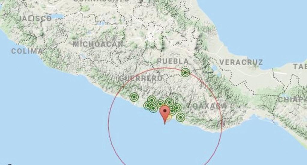 Continuará intensa actividad sísmica: SSN - alta actividad sísmica