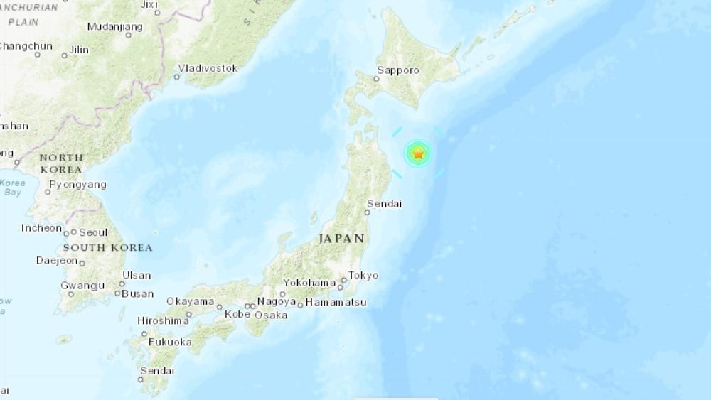 Un terremoto de magnitud 6,8 sacude Indonesia