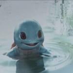 #Video Lanzan nuevo tráiler de Detective Pikachu - Pokémon Squirtle. Captura de pantalla