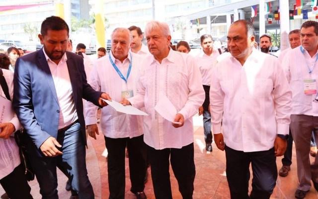 López Obrador inaugurará Tianguis Turístico en Acapulco - Foto de @HectorAstudillo