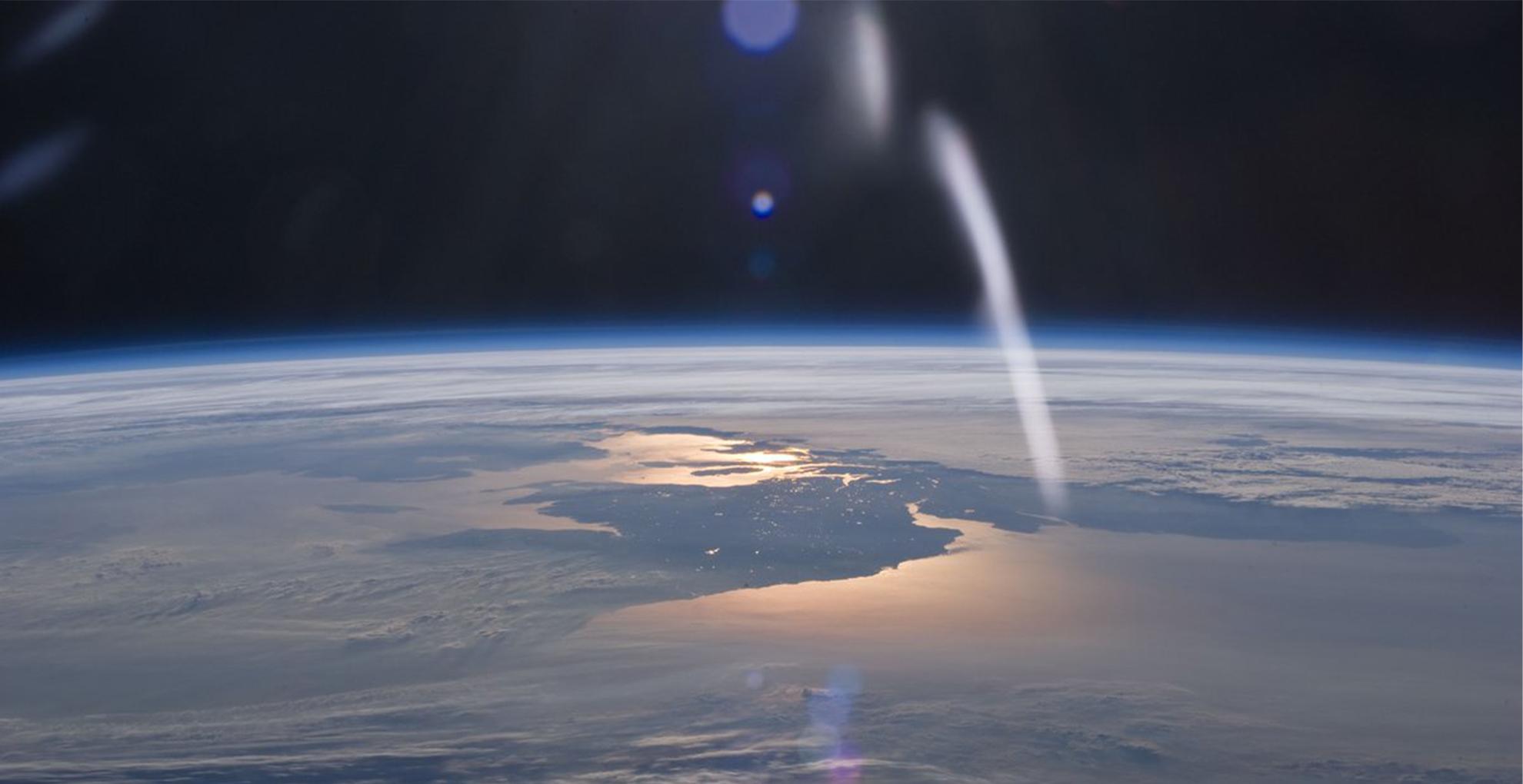 Foto de @Space_Station