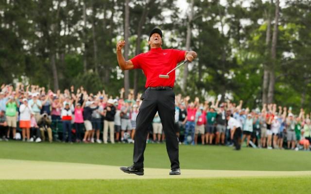 Trump dará a Tiger Woods la más alta distinción de EE.UU. - Foto de AFP